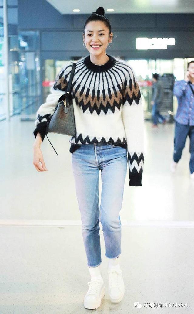 HIGH FASHION界的女王刘雯 其实只靠四套衣服行走时尚圈