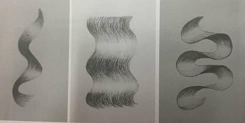 技术分享——手绘发型设计图技法