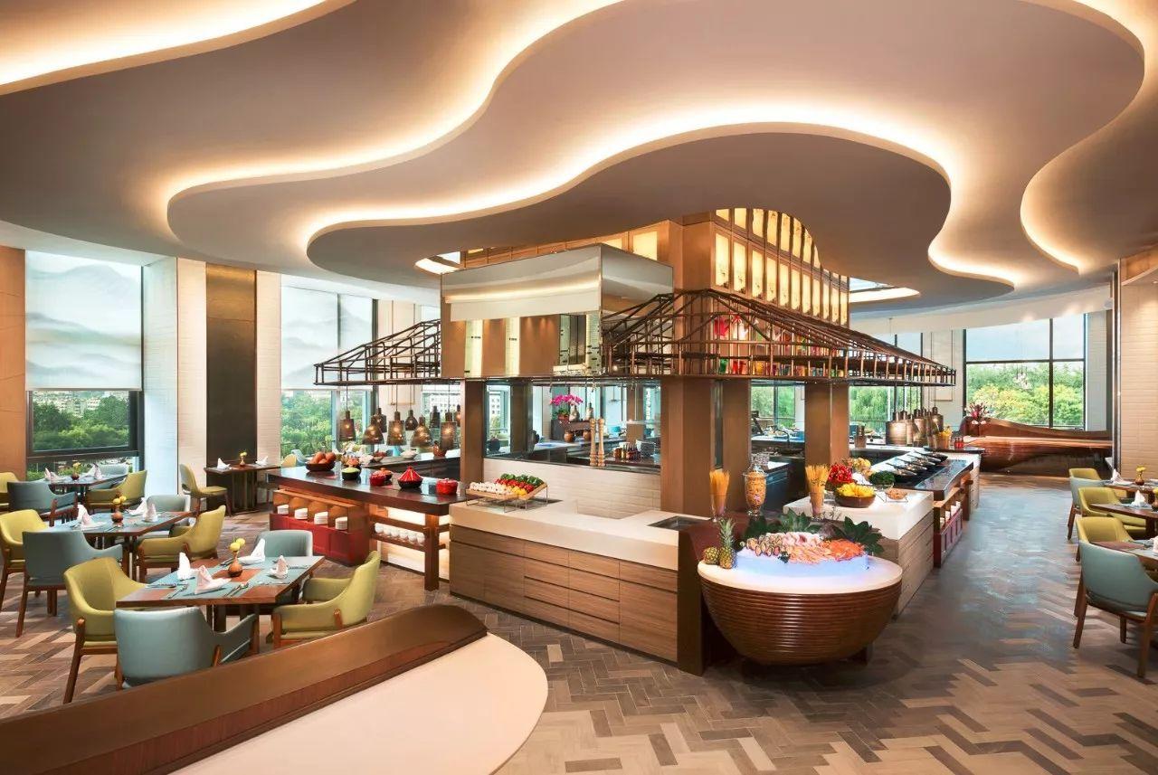 济南香格里拉大酒店 泉城之心 诠新体验