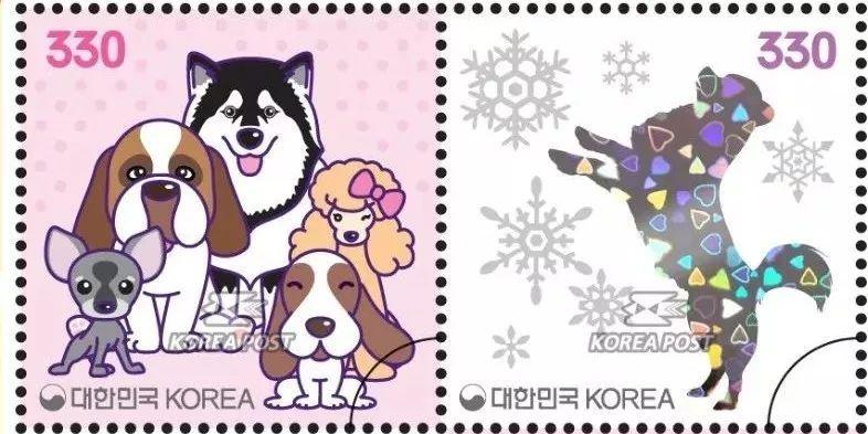 2018狗年邮票设计来袭,设计师原来是他们!