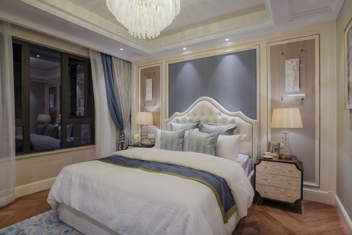 优雅和轻奢的代表:法式风格家居设计图片