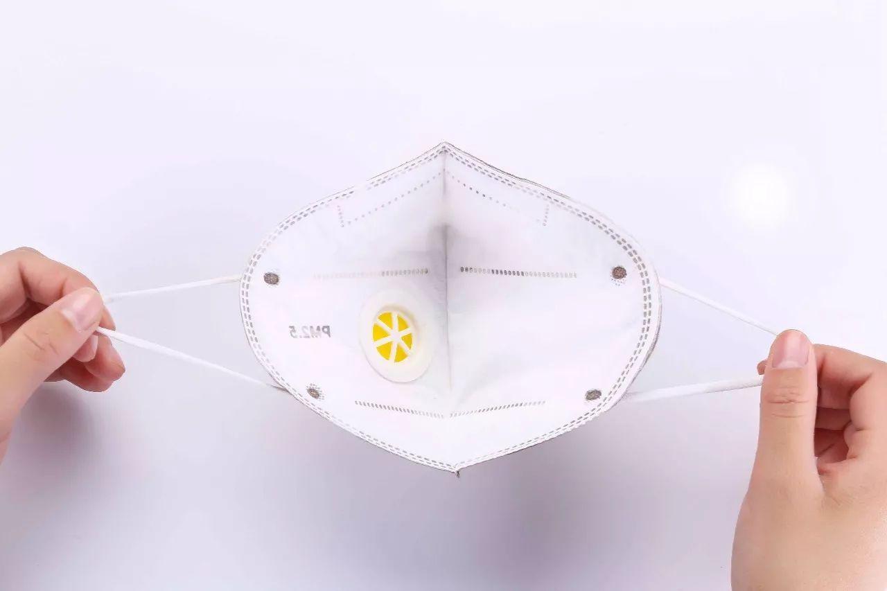 防雾霾口罩的设计图