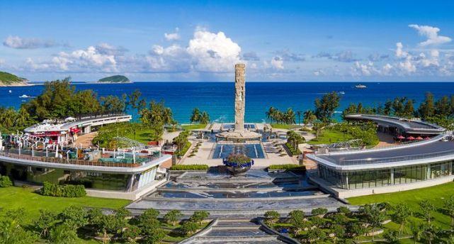 三亚凤凰岛,万宁日月湾人工岛多项目停工…生态环境保护将成海南主