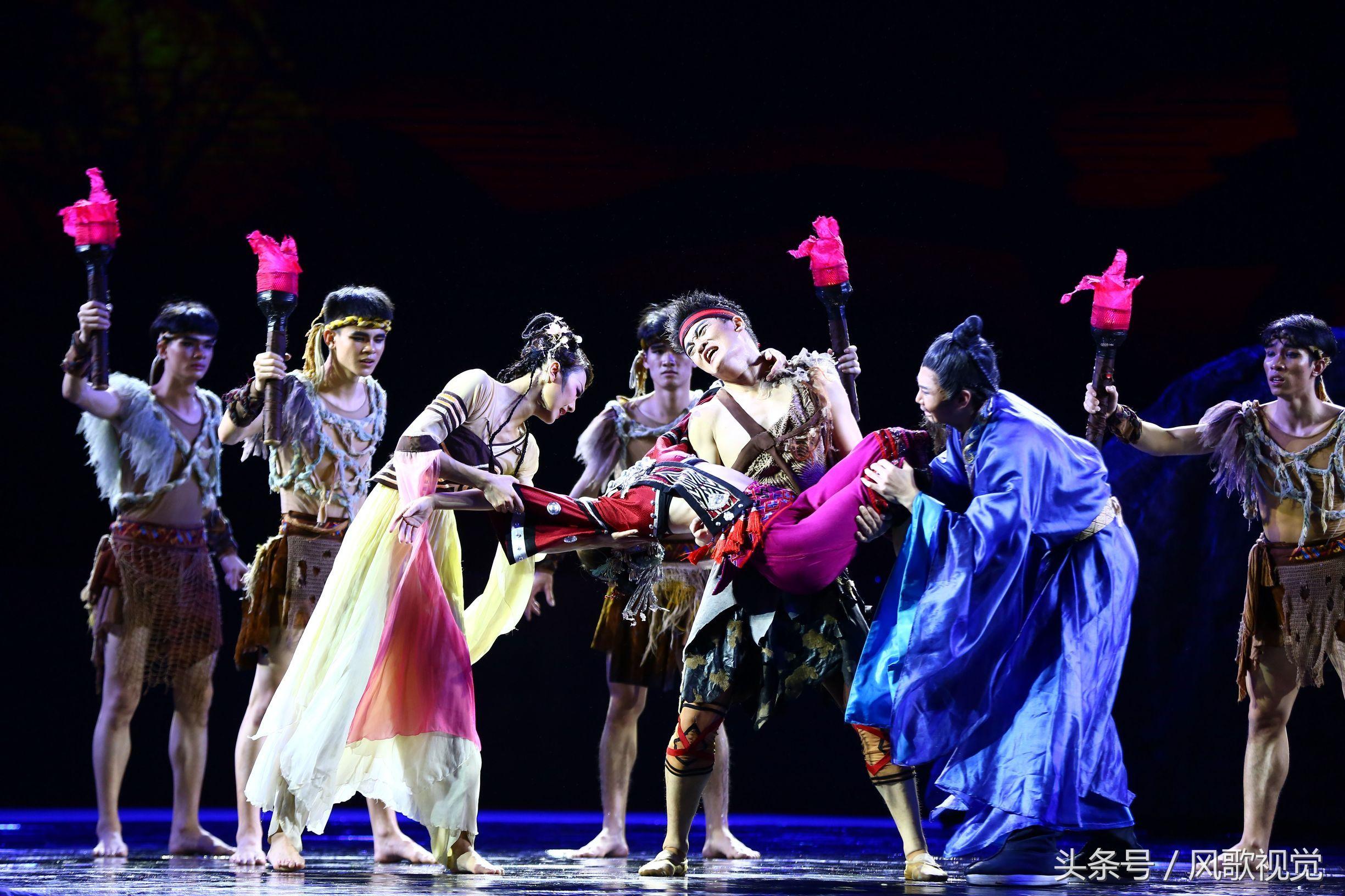 民族舞剧 黄道婆 上演,再现海南黎族民俗和中国古代的纺织文化