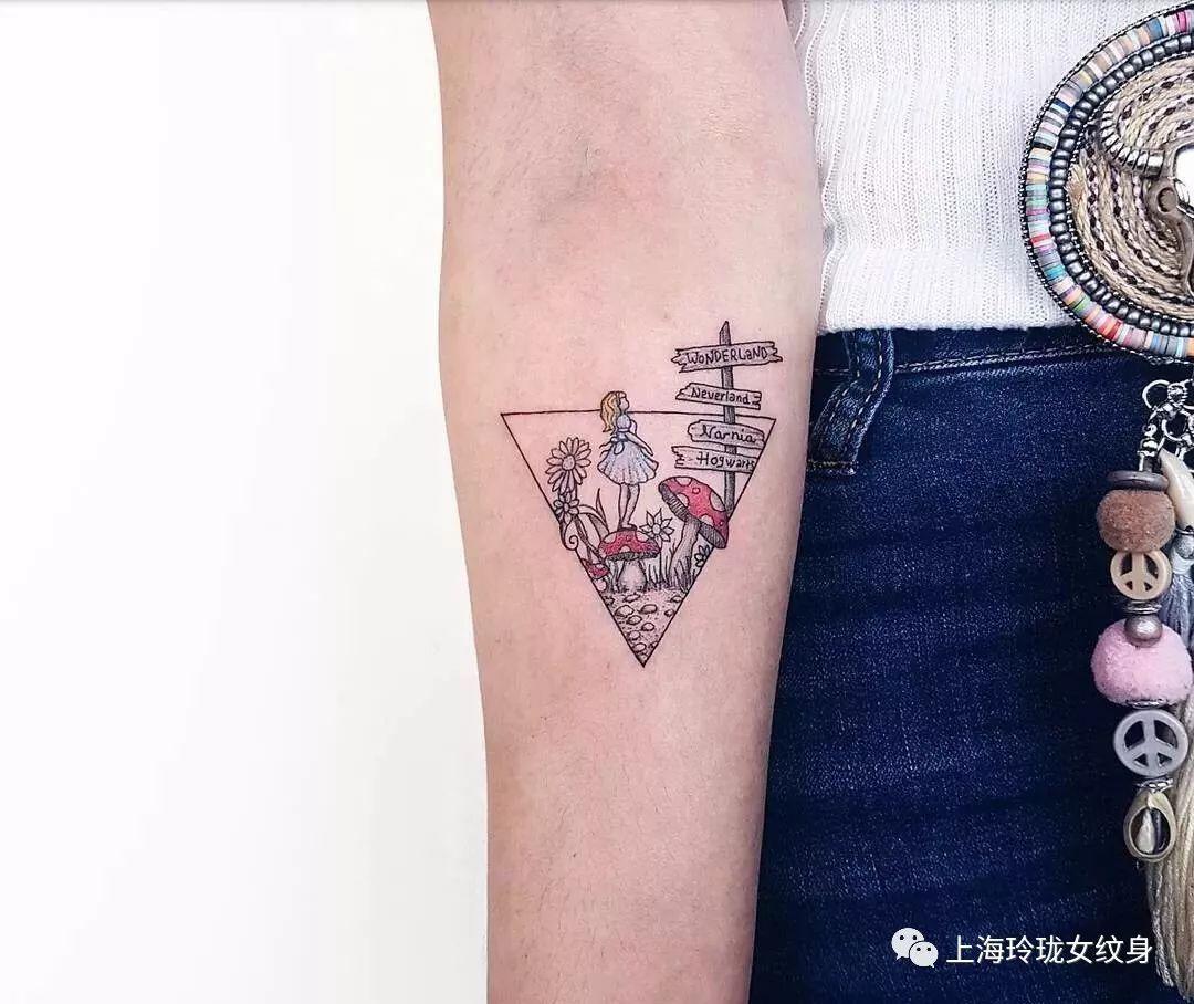 龙纹身图案大全图片