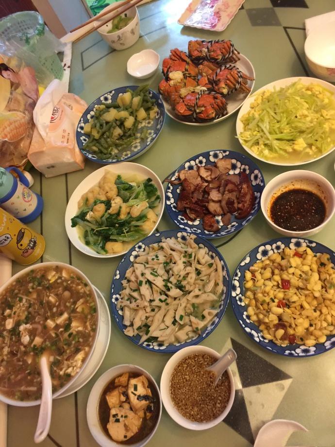 在北京年薪50万的人晚餐都吃啥,看看这些实拍图,又开眼界了