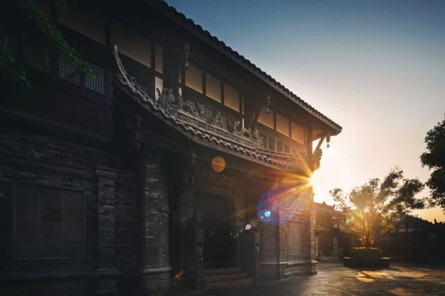 从中国宅院看到古代建筑艺术