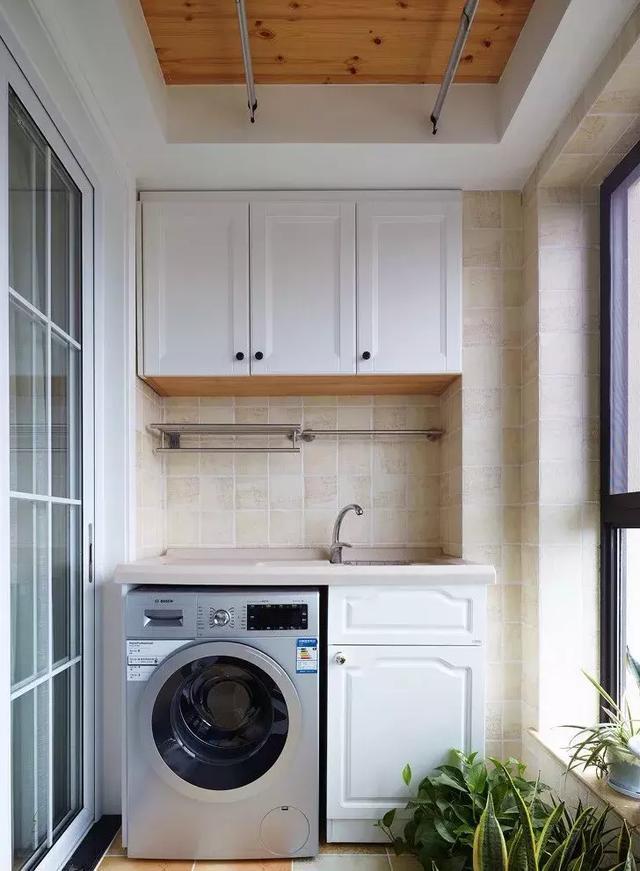 家里有個陽臺不要浪費了,能輕松裝修出智能型住宅!圖片