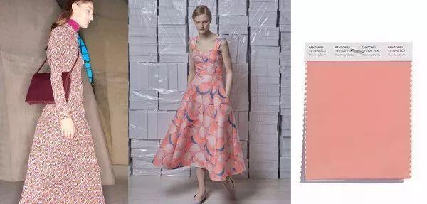 纺织人赶紧收藏:Pantone权威发布2018春夏流行趋势!