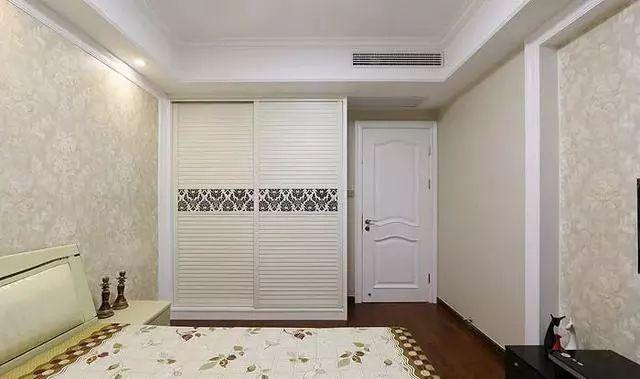 花13万装现代简约婚房,卧室衣柜这么设计,被n多邻居模仿!
