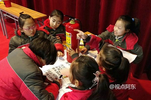 延安宝塔区举行校园安全教育赛教活动  创新教学让学生受益 - 视点阿东 - 视点阿东