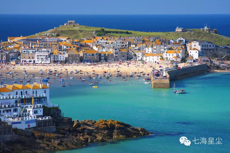 这才是英格兰最美的地方,为了她我愿意专程去一次英国!