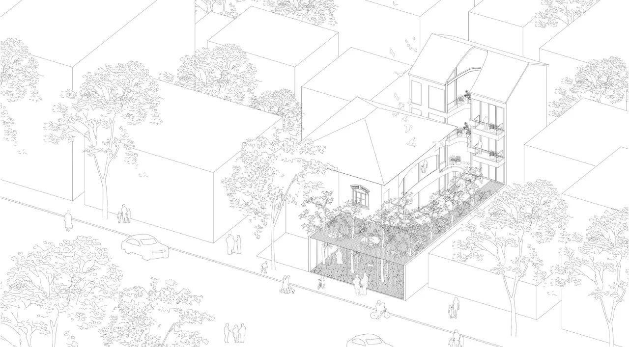 2017年最佳建筑制图