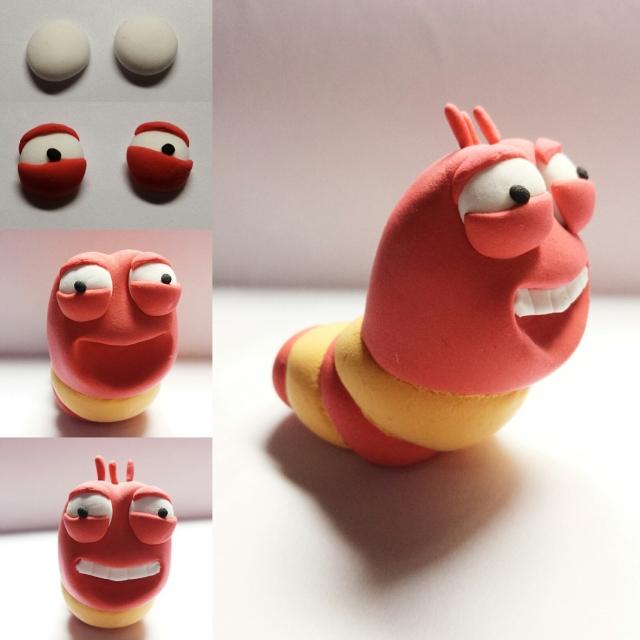 爆笑虫子|红虫子