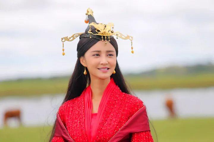 (图)电视剧《解忧公主》中的解忧公主,张歆艺(饰)图片