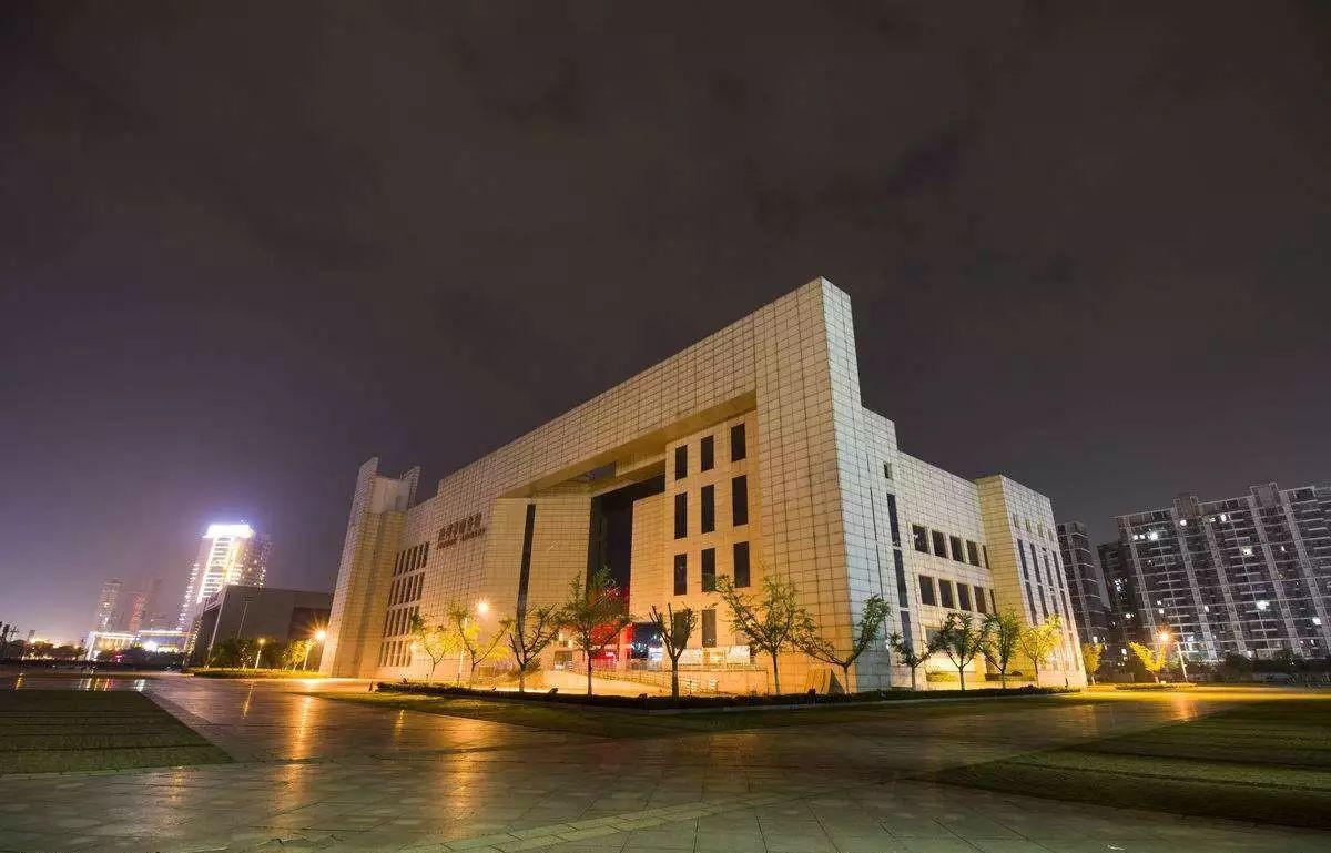 江西省内涵足颜值高的图书馆全在这图片