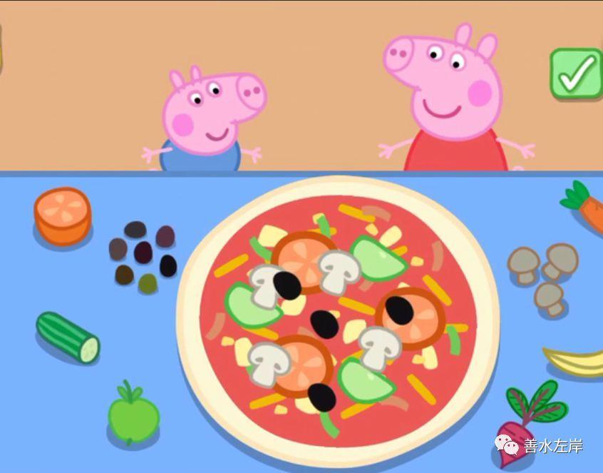 第五步:在刷好披萨酱的饼底上,加入洋葱,青椒,技巧,芝士等各种食材.广东11选5小红椒图片