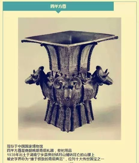 中国国家博物馆镇馆之宝,一起涨知识!