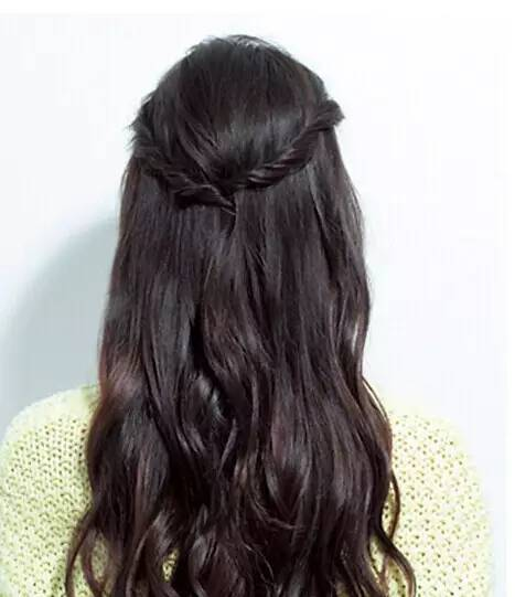 短发,马尾,丸子头,鱼骨辫,侧编发各种惹眼发型