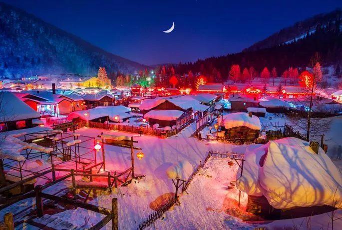 黑龙江雪乡人口_黑龙江雪乡图片