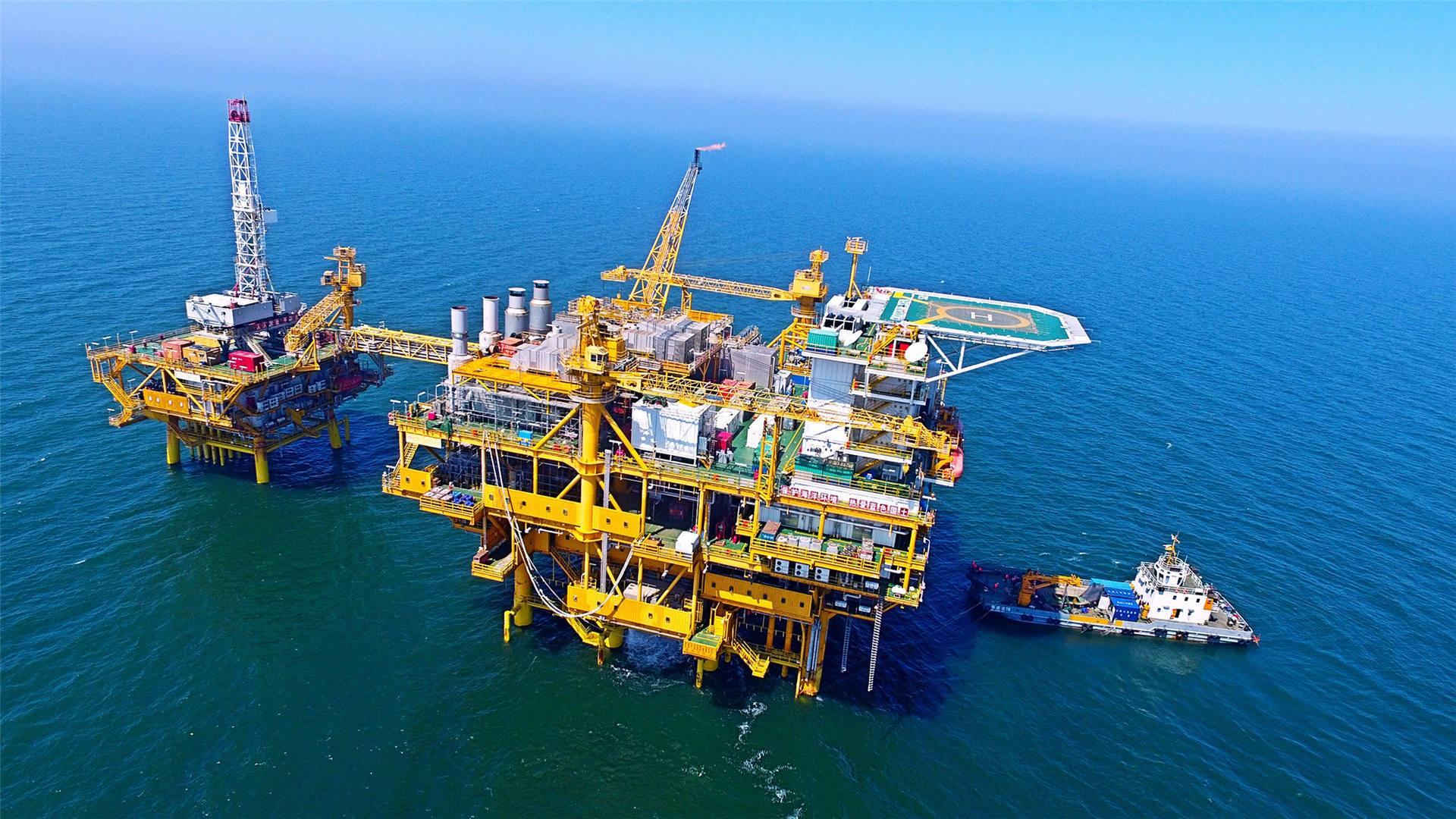渤海发现一亿吨大油田