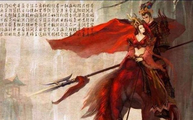 三国第一战神吕布拜师学艺, 师傅为何教他戟法时留了