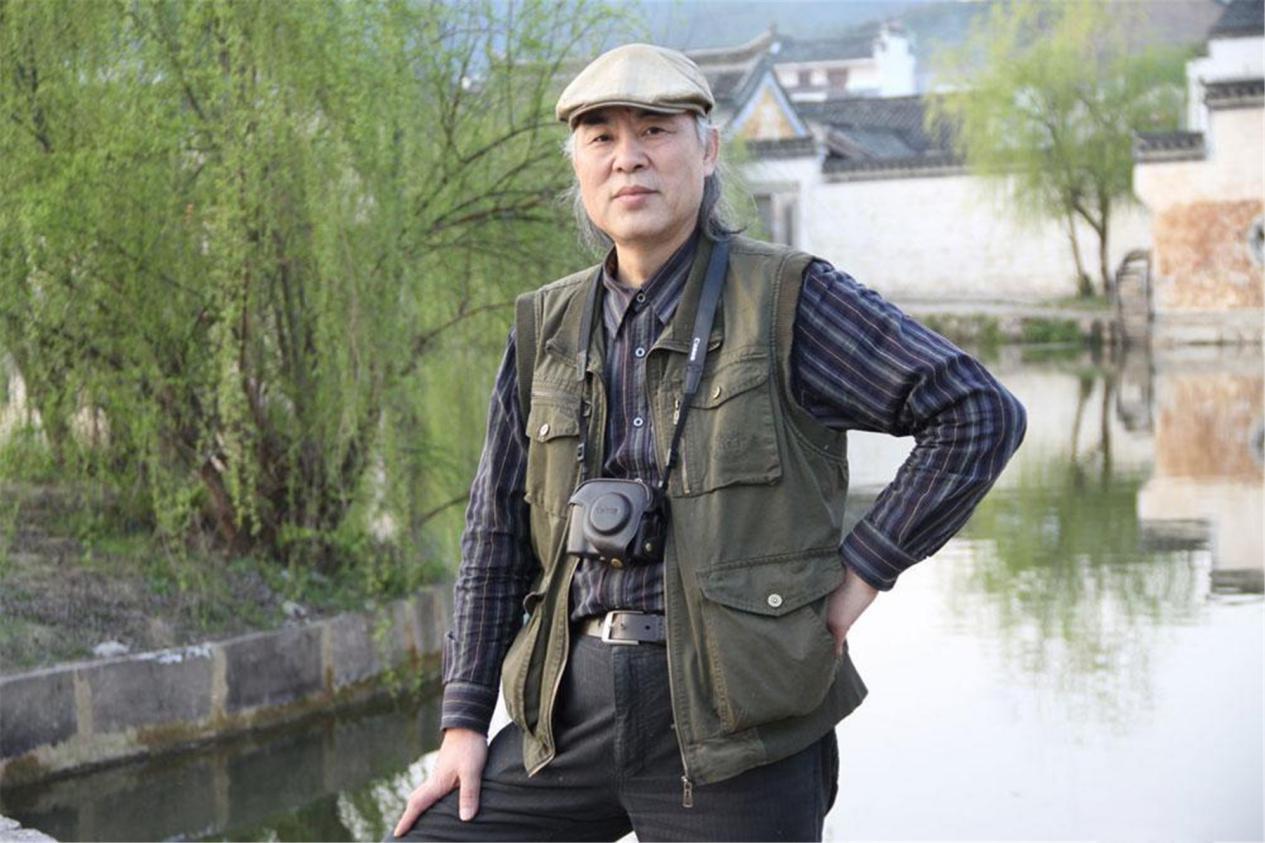 人物画名家张文江的艺术追求