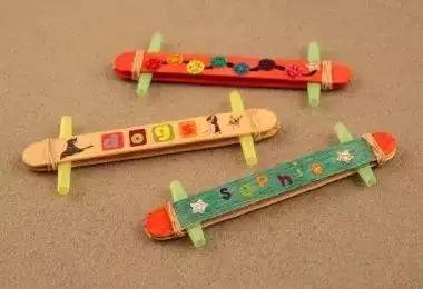 幼儿园手工乐器diy制作,幼师赶紧学起来吧!图片