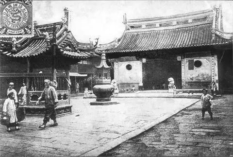 百年历史,上海城隍庙过去的样子你知道吗?