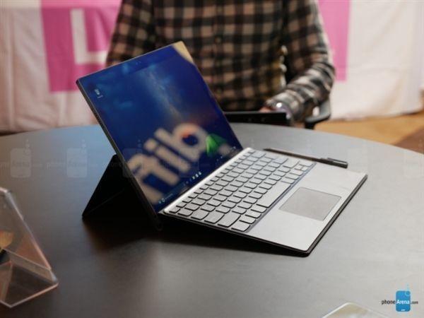 骁龙835笔记本联想Miix 630上手:20小时续航给力的照片 - 3