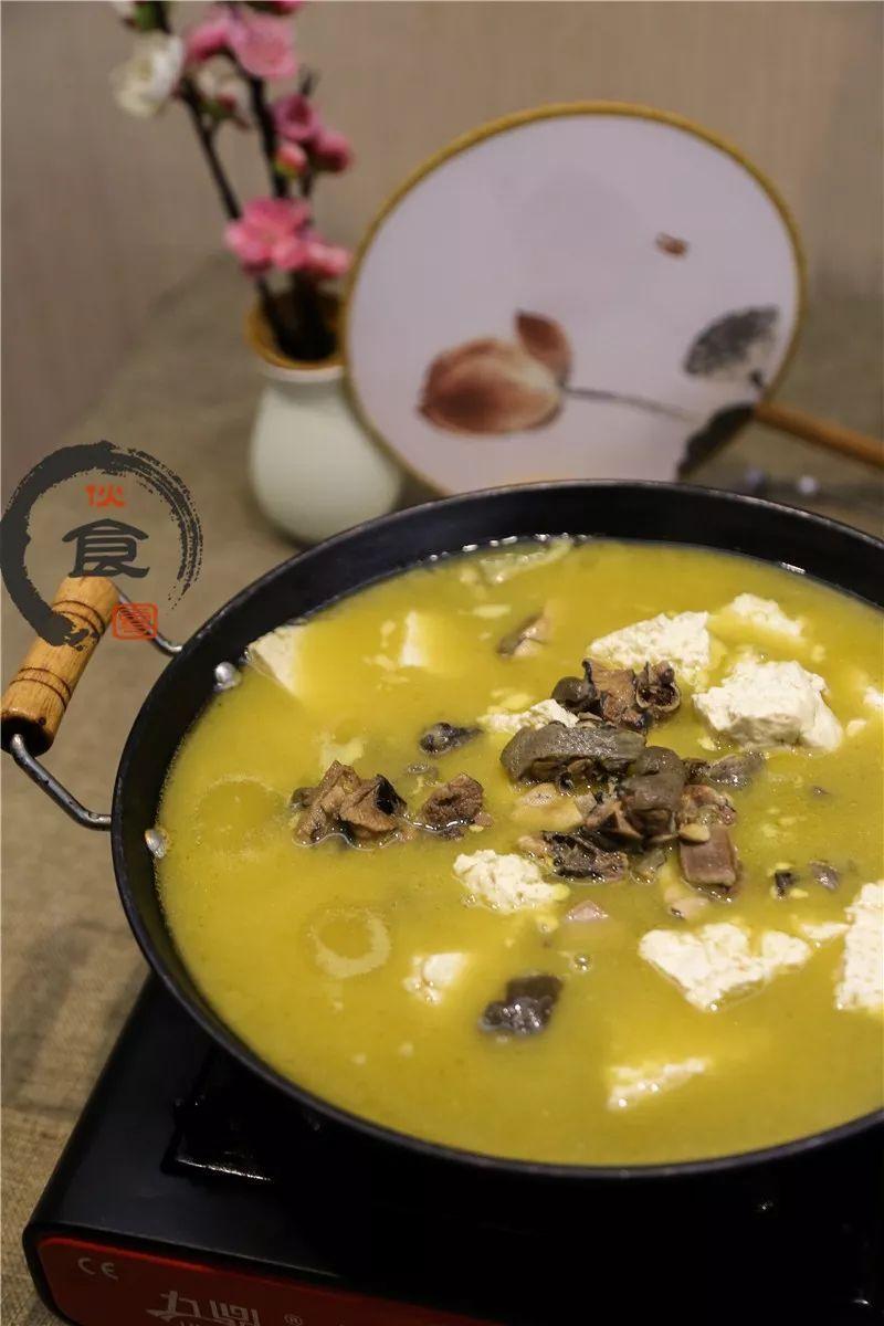 吃碗豆花喝点鸡汤,真的超温暖!