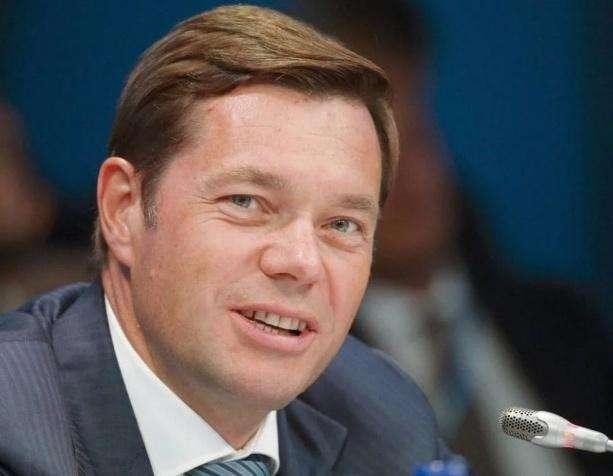 第5位俄罗斯: 96位亿万富豪 ,阿列克谢·莫达休夫其净资产为191亿美元