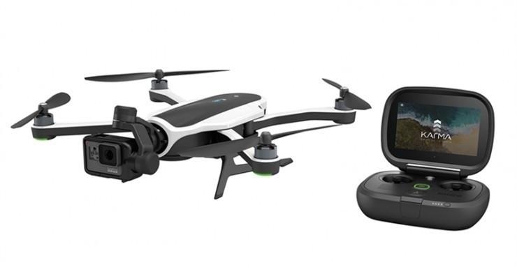 不仅仅是裁员这么简单,GoPro正式宣布放弃无人机