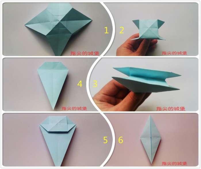 正方形纸折飞机模型, 折纸飞机教程图解大全