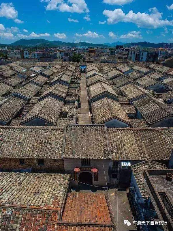 广东最美14个明清古村落,古朴宁静,关键还免费,一定要去!