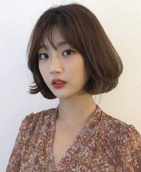剪对短发显脸小又减龄,8款2018流行短发魅力难挡