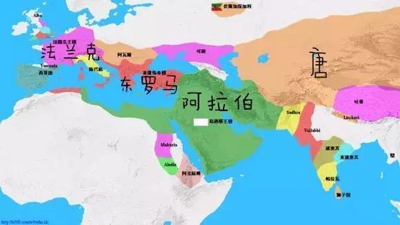 三,中世纪的欧亚大陆图片