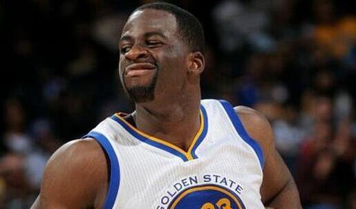 勇士大嘴巴格林批裁判被罚 遭NBA2.5万美元罚款