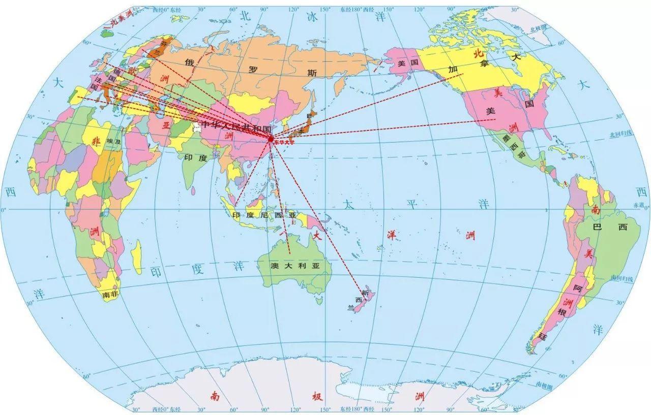 世界经济总量版图地图_世界地图中国历史版图