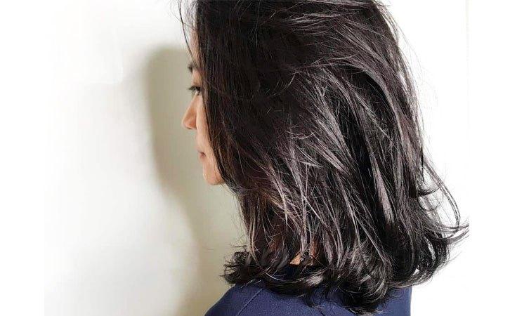 还可以摆脱头发容易扁塌的困扰呢!图片
