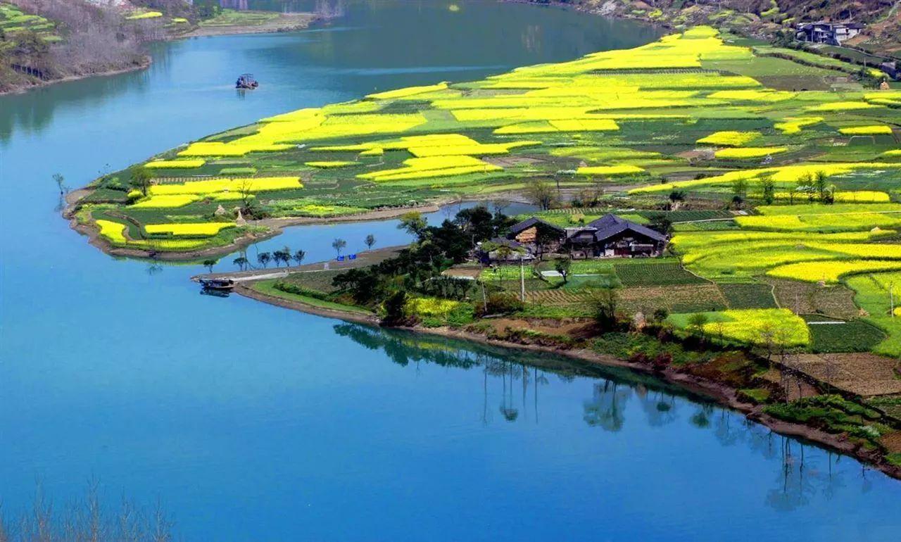 县,乡,村,镇发展乡村旅游,有哪些比较好的做法?图片
