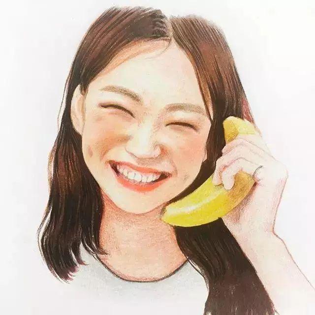 """韩国美女艺术家不但会化妆,还会用彩铅和水彩笔""""画妆"""""""