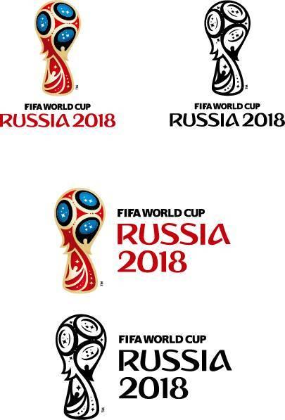 2018年俄罗斯世界杯vi设计