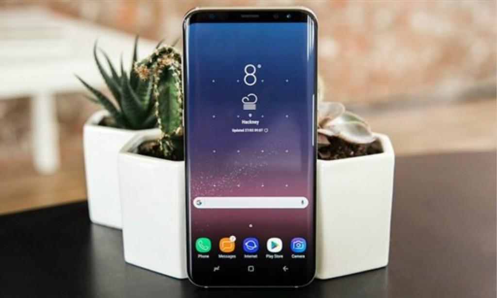 三星s9上市售价   三星还将在s9上搭载屏内指纹识别技术,正面无home键.图片