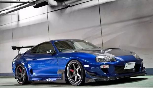 """汽车 正文  丰田supra 丰田supra凭借出色的动力获得了""""牛魔王""""的称号"""