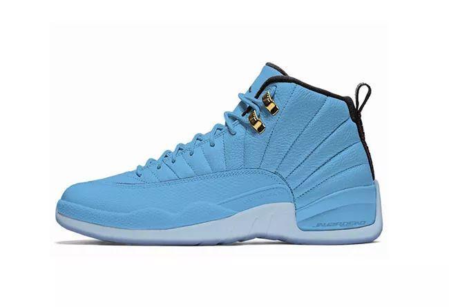 北卡蓝与公牛红!两双全新 Air Jordan 12 首次曝光,莆田高仿鞋,莆田鞋网,莆田鞋吧
