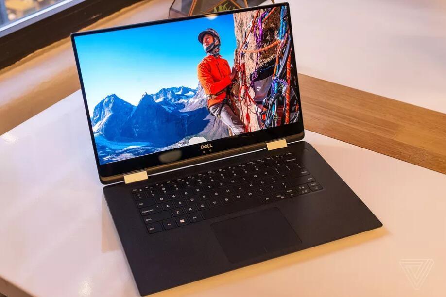 """戴尔发布2018款XPS 15变形本,采用""""磁浮""""键盘"""
