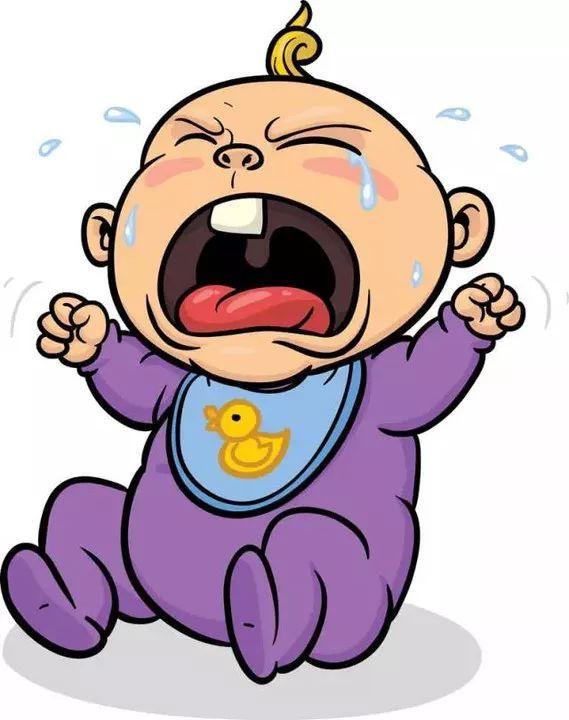 还有的宝宝会表现出入睡后大汗淋漓.图片