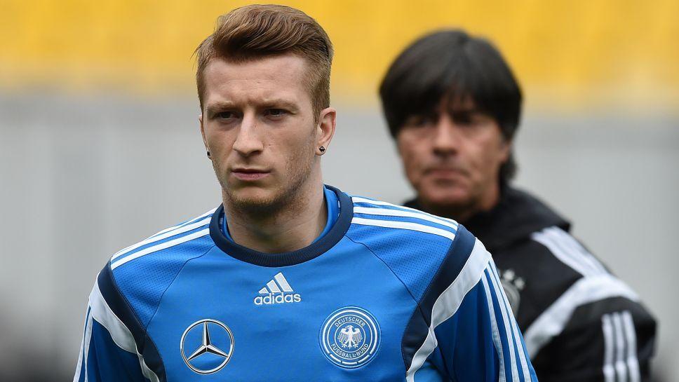 罗伊斯专访:计划几周后复出 想为德国踢世界杯