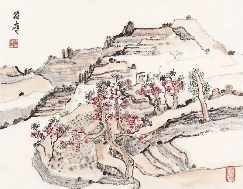 仙剑奇侠传5少年游_1月11日下午,结伴少年游---丁亚雷,张筱膺中国画作品展将在荔枝艺术馆
